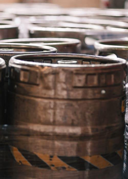 Distribution de boissons